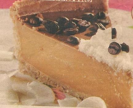 Cheesecake de Café e Coco | LUCIANA da fonseca duarte