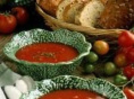 Sopa de Tomate com Quinua | Alberto Nunes Zerbini