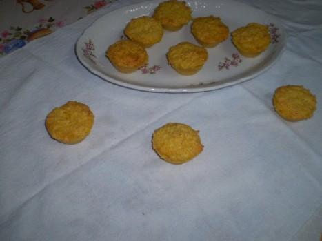 Tortinha Queijadinha | Micheli Terezinha Fiorentin