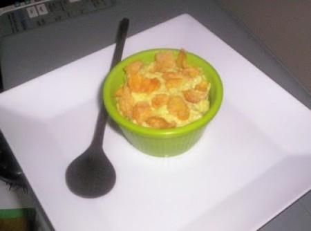 Creme de Abacate com Iogurte desnatado