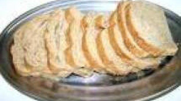 Pão Caseiro com Gordura Vegetal
