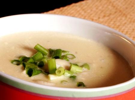Sopa Creme de Palmito | CyberCook