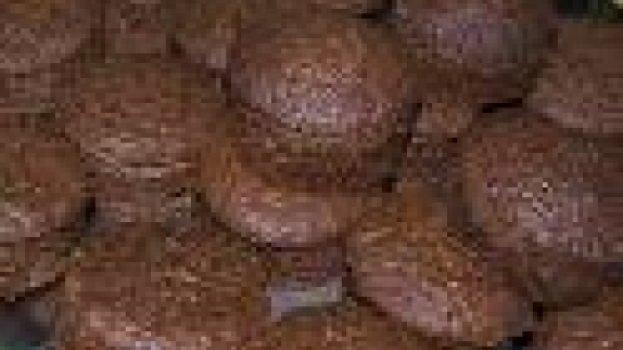 Pão de mel natalino