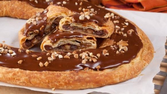 Kringle - Pão de Rosca Dinamarquês | Julia Hoyer