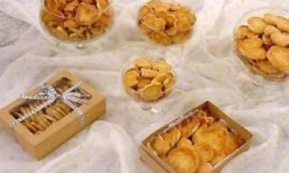 Biscoito massa folhada