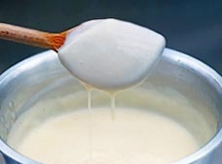 Molho branco delicioso