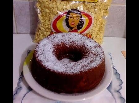 Bolo de Farinha de Milho | Marcelo de Araujo Garcia