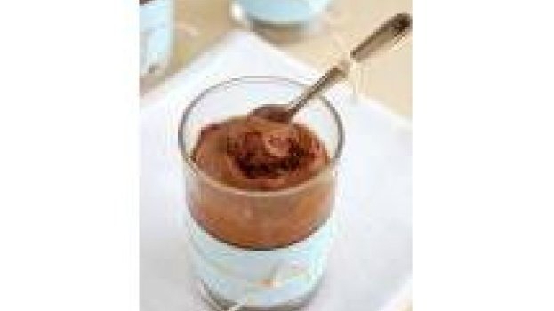 Mousse de Chocolate com Especiarias