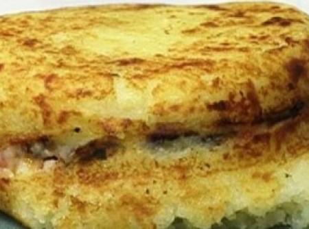 Batata Recheada com Carne Sol   Sonia Hlena da Silva