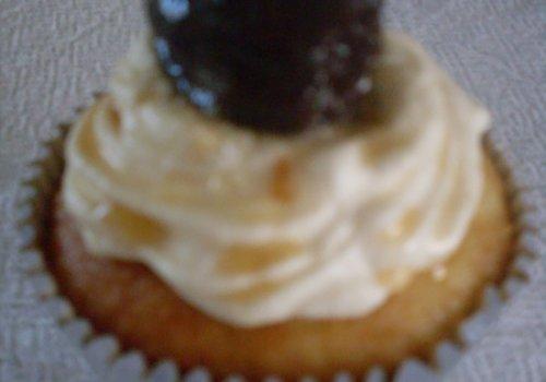 """Cupcake """"manjar de Deus"""""""
