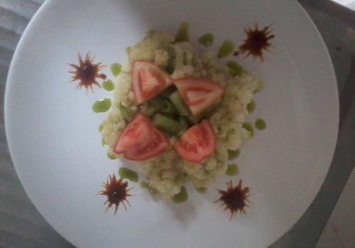 Salada de Couve Flor