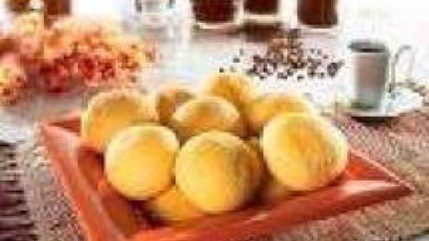 Pão de Mandioquinha com Ervas