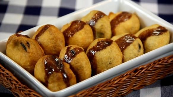 Deep Fried Oreos   Web à Milanesa