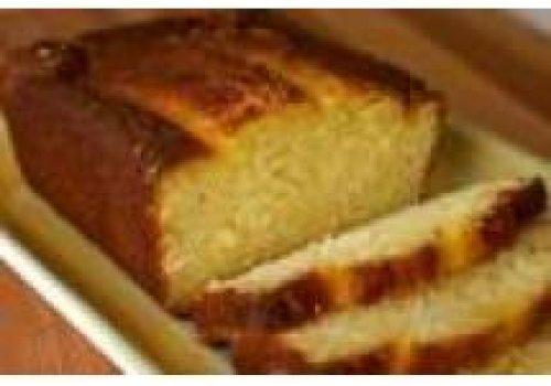 Pão de Iogurte Desnatado Receita sem glúten desenvolvida por Regina Racco