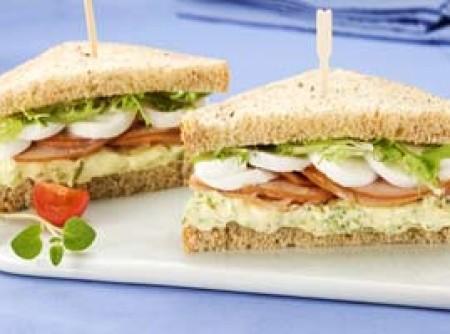 Sanduíche de verão | CyberCook