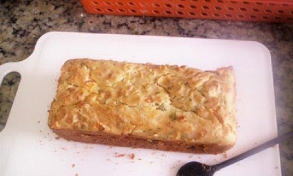 Pão de Queijo Light de Forno com Flocos de Milho