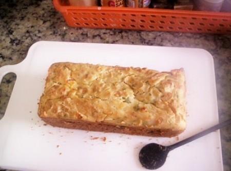 Pão de Queijo Light de Forno com Flocos de Milho | celia b dagostini