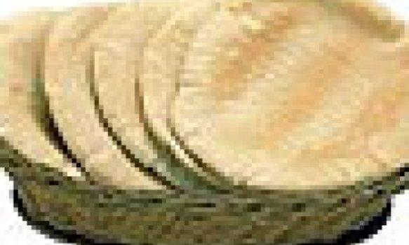 Pão Sírio Integral (Pita)