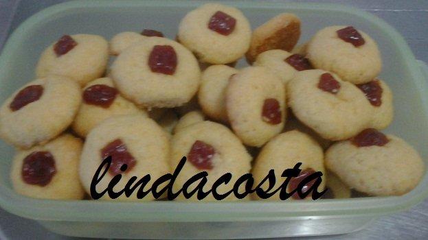 Biscoito de Goiaba
