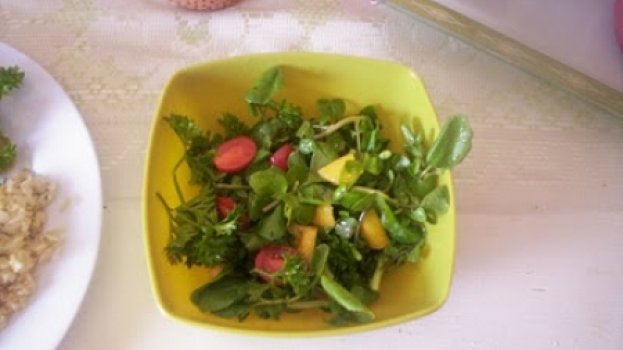 Salada de Salsa Crespa