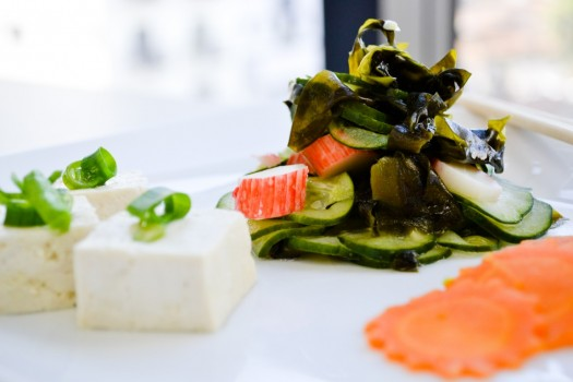 Sunomono (Salada de Pepino)