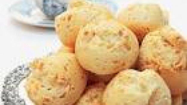 Pão de Queijo da Silvaninha