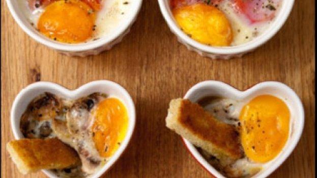 Ovos no Cocotte