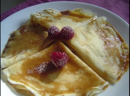 Omelete de Cereja