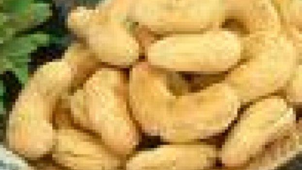 Biscoito de Fubá de Canjica
