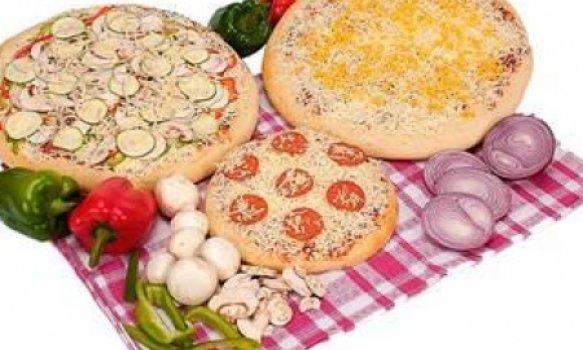 Pizza extra macia