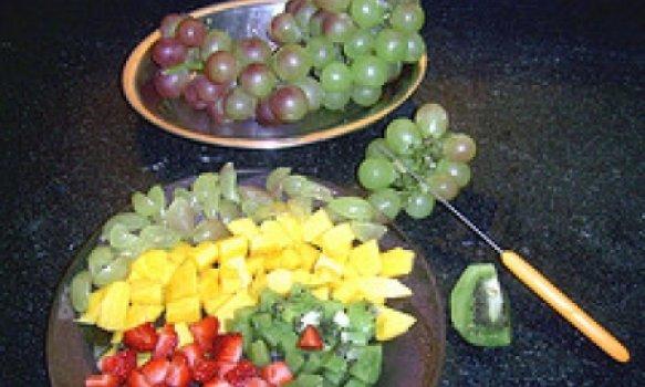 salada de afrodite