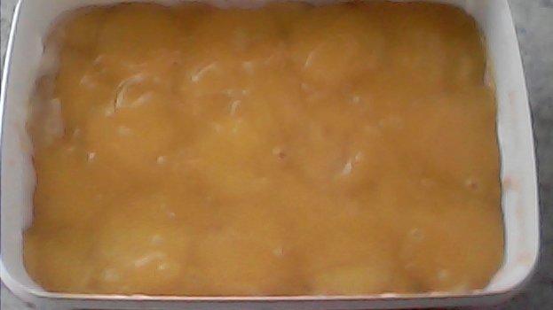 Torta de Bolacha sem Lactose