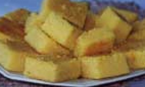 Bolo de milho / receita alagoana- mcca