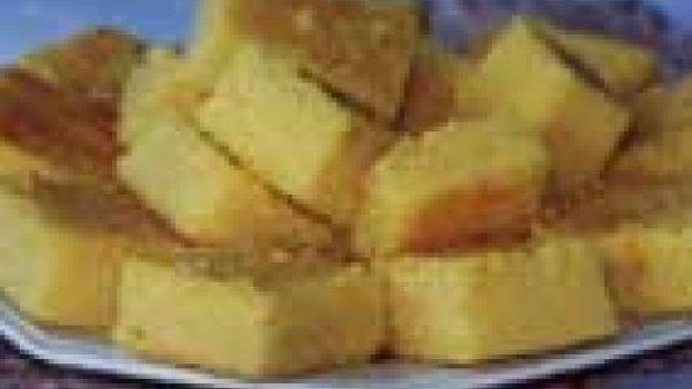 Bolo de milho- Receita alagoana