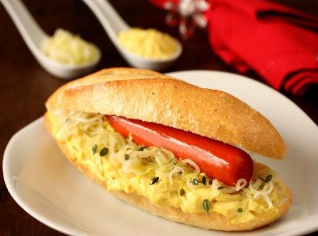Hot Dog Fondue