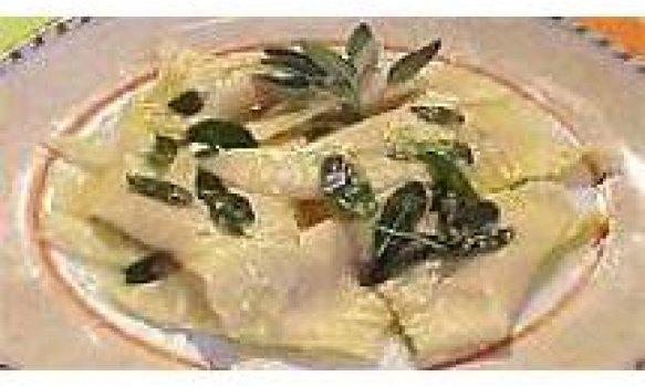 Ravioli de abóbora
