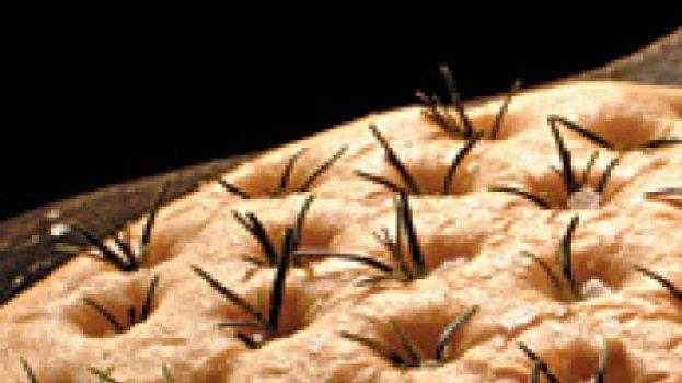 Focaccia de Bacalhau