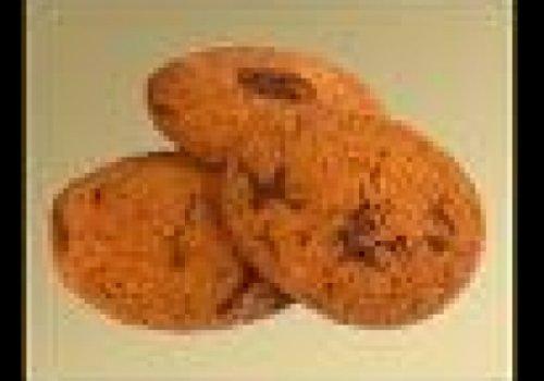 Biscoito de Fibra Integral de Trigo