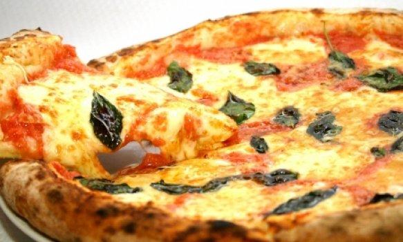 Massa básica de pizza para forno à gás
