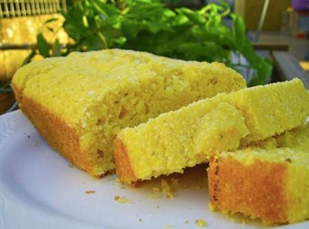 Pão de Milho (Liquidificador)
