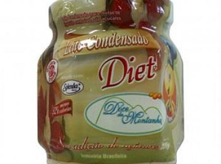 Leite Condensado Caseiro Diet