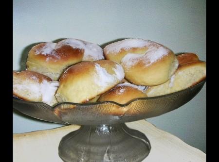 Pãezinhos de leite condensado | Assunção de Maria Sousa e Silva