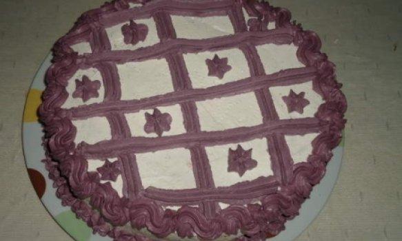 Torta Mousse de Açaí