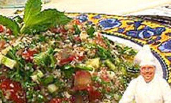Salada Oriente Médio