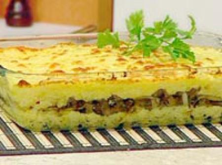 Torta de batata com carne seca | José Tarcisio de Medeiros