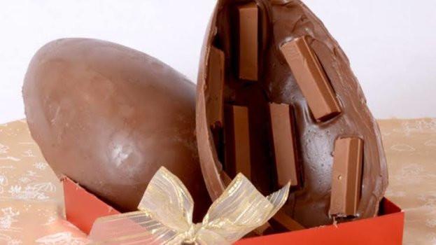 5 ideias de ovos de páscoa para as crianças