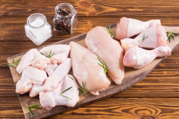 Como desossar frango