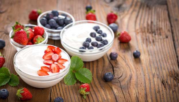 iogurtes proteicos