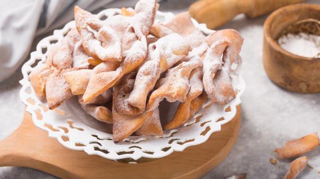 Cueca Virada e outras receitas praticas de massa dura