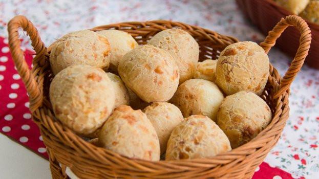 Pão de Queijo: receita simples e definitiva